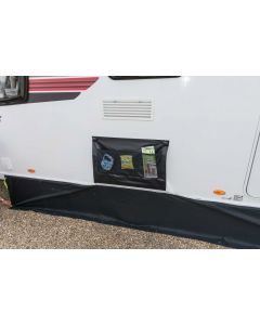 Dometic Limpet System Single Axle Wheel Arch Cover