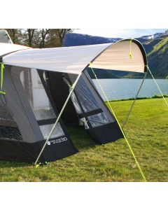 CPL Climate Air Zone 350 Deluxe Front Sun Canopy
