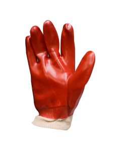 SuperTouch PVC Gloves - Red