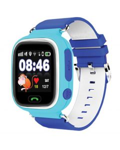 Streetwize Kids GPS Tracker Watch - Blue