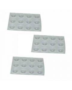 W4 Cupboard Door Stops - Pack of 12