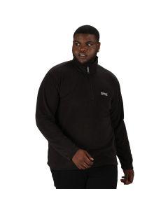 Regatta Thompson Half Zip Fleece - Black