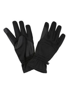 Regatta Softshell Touchtip Gloves - Black