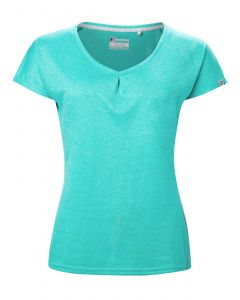 Berghaus Explorer Tech Tee SS Crew Women's T-Shirt - Ceramic