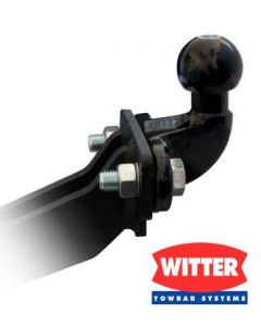 Range Rover (L332)  09-13 (Without Self-Levelling Suspension) Flange Towbar