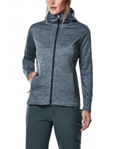 Berghaus Women's Kamloops Hooded Jacket - Carbon