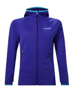 Berghaus Pravitale Mountain 2.0 Women's Light Fleece - Blue