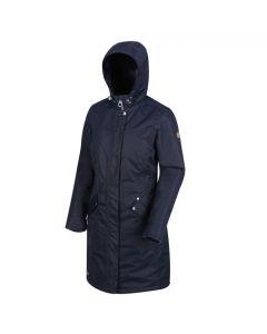 Regatta Women's Voltera Waterproof Heated Jacket - Navy