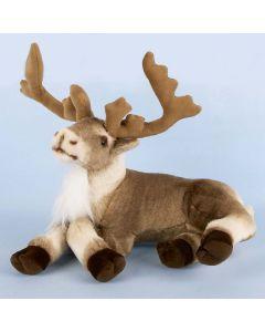 Premier Sitting Reindeer Plush 40cm