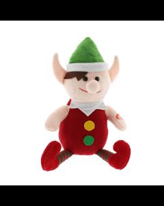 Festive Animated Elf - 25cm