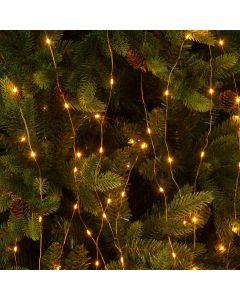 LED Amber Christmas Lights