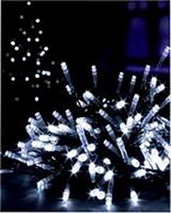 Premier Decorations 120 Supabrights LED Lights White