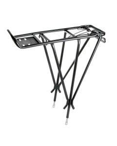 XLC Aluminium Luggage Carrier - Black