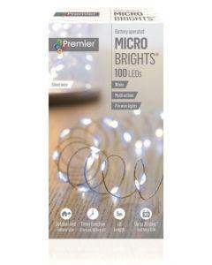100 LED Micro Brights 5M White