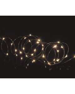 Premier Decorations 25 Microbrights With Timer Function