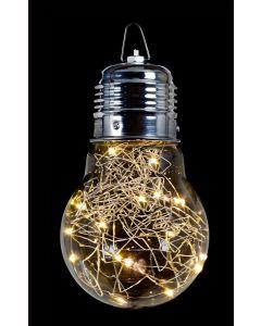 Premier Decorations 20 x 15 cm Light Bulb
