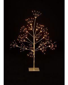 Premier Decorations 90 cm Copper Wire Tree