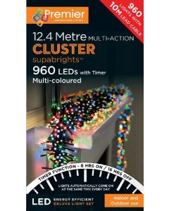 Premier 960 Multi-Action Rainbow Clusters With Timer