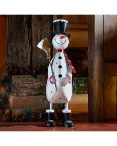 Snow Garden Polka Frosty XL