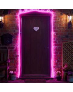 Smart Garden Neon-Esque 5m Light Cable -Pink