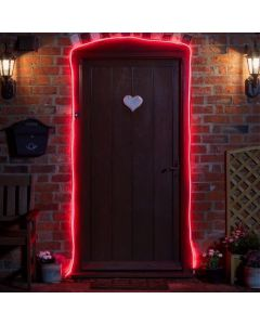 Smart Garden Neon-Esque 5M Light Cable - Red