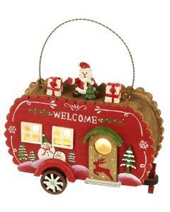 Heaven Sends Red Christmas Hanger