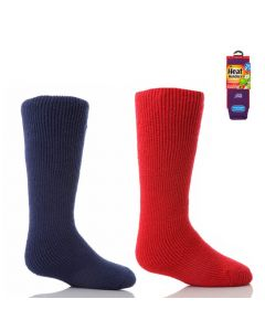 Heat Holders Young Kids Socks - Age 3-8 Years Assorted Colours