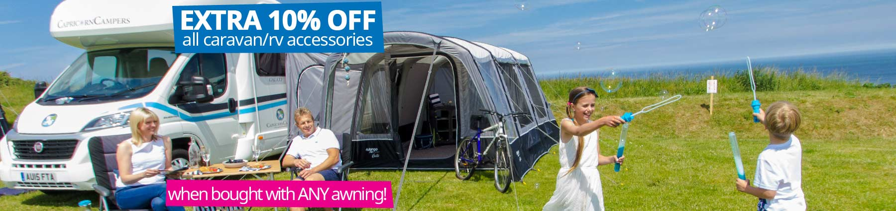 Home Large | 10% Off Caravanning