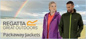 Regatta Pack-It Jackets