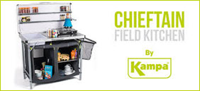 Kampa Chieftain Kitchen