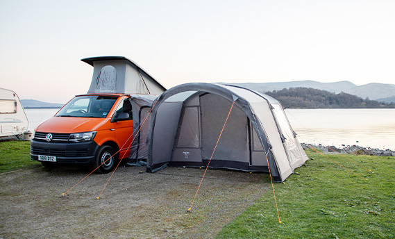 Caravan Awnings and Accessories - Towsure