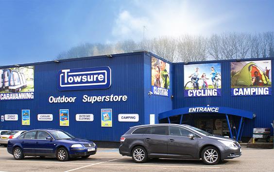 Towsure Sheffield Superstore Modern Day