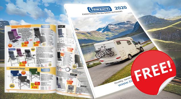 Towsure 2020 Catalogue