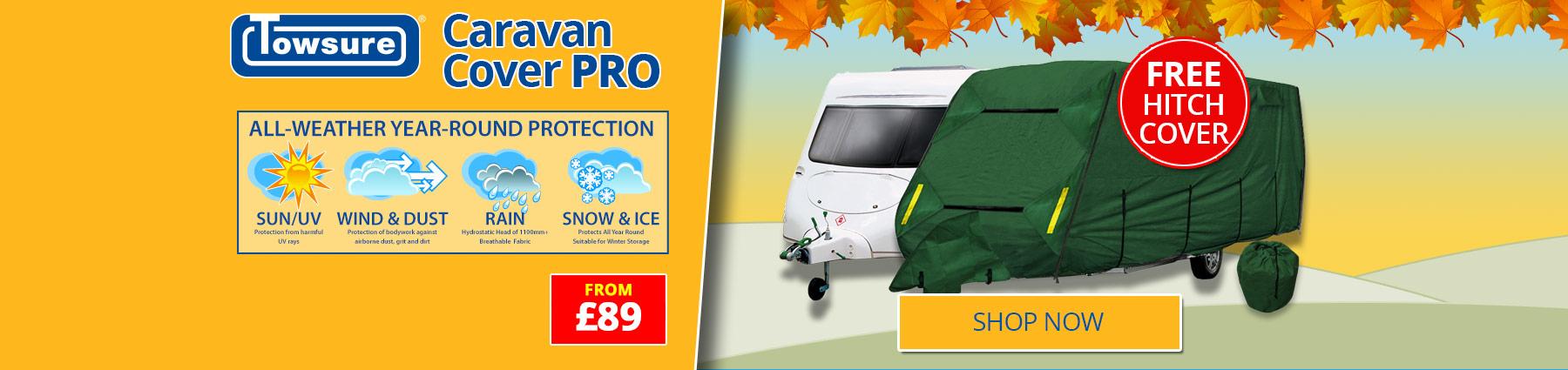 Towsure Caravan Covers