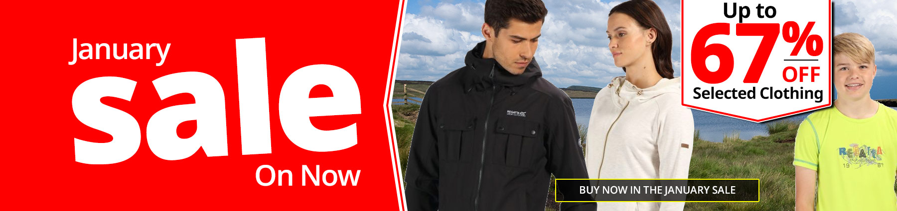 Outdoor Clothing Winter Sale