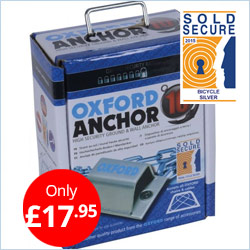 Oxford Security Anchor 10